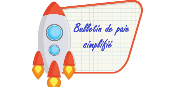 Simplification du bulletin de paie