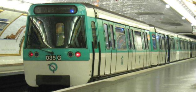 carte Navigo RATP