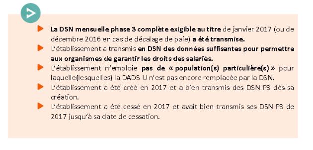 Principes de remplacement de la DADS 2017 pa rla DSN