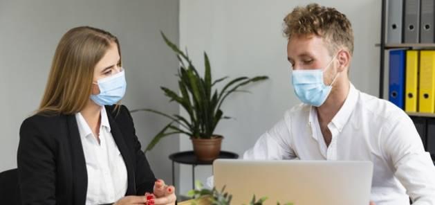COVID19 : le port du masque obligatoire dans l'entreprise