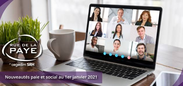 Webinar nouveautés paie 2021